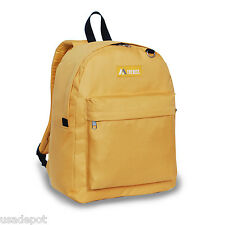 Everest Luggage Classic Backpack - Yellow