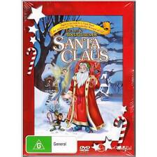 The Life and Adventures of Santa Claus DVD R4
