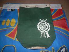 Glasgow Celtic Children's Rucksack Backpack School Bag Vintage 1960s Unused