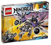 LEGO Ninjago 70725 Nindroid Mech Dragon 691/Pcs NEW IN BOX!