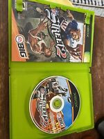 NFL Street 2 (Microsoft Xbox, 2004) Game & Case