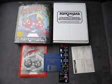 Bills Tomato Game Commodore Amiga OVP/Boxed