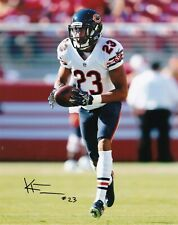 KYLE FULLER  CHICAGO BEARS  ACTION SIGNED 8X10