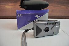 Nikon Nuvis A20 APS Point and Shoot Film Camera lot 4