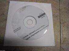 New ! Genuine Samsung CLX-4190 Printer CD Software Drivers JC46-00537A
