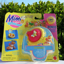 Polly Pocket Mimi & the Goo Goos Summer and her Sunflower NEU OVP