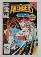 Avengers #260 1st Cover Appearance and Origin of Nebula Marvel Comics 1985