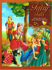 Fairy Tales Collection of 3 by Hans Christian Anderson incl. The Little Mermaid