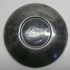 1920's 1930's Ford Early Horn Button 4 1/8 Inches Wide 1 Inch Tall