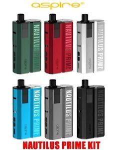 Aspire NAUTILUS PRIME Kit Starter-Sets Pod Set 3.4ml Full Kit E-Zigaretten