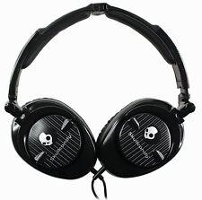 Skullcandy S6SKFZ-003 Skullcrusher Over-ear Stereo DJ Headphones Attacking Bass