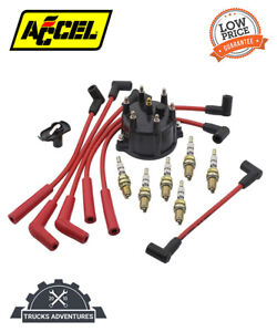 ACCEL TST16 Truck Super Tune-Up Kit Ignition Tune Up Kit