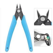pinze per tronchesi con strass diamante blu tagliaunghie per manicure