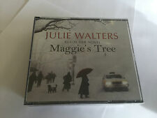 Maggie's Tree CD AUDIO 5 DISC SET SEALED by Julie Walters 9780752875675