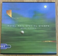 More details for royal mail (post office) year book number 11, with mnh stamps & slip case - 1994