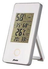 Termómetro e higrómetro (medidor de humedad) para interiores