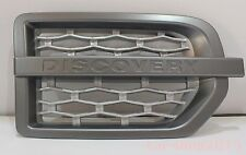 Land Rover Discovery 3 L319 LR3 2004-2009 Side Vent Grille Gray & Silver