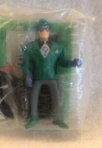 BATMAN ANIMATED SERIES 1993 THE RIDDLER HAPPY MEAL TOY MINT IN BAG