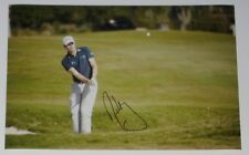 NICK WATNEY GOLF PERSONALLY HAND SIGNED AUTOGRAPH 12X8 PHOTO