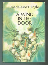 A Wind In The Door by Madeleine L'Engle 1973 Hardcover 1st Edition 1st Printing