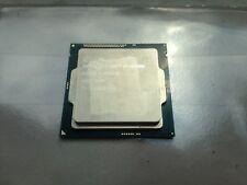 Intel Core i7 4790k; quatre cœurs 4,0 GHz