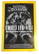 National Geographic Special Issue November 2020 / A World Gone Viral / Pandemic