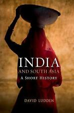 India and South Asia: A Short History by David Ludden Like new FAST SHIPPING