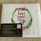 Me & My Big Ideas 12 X 12 Scrapbook Album, Love your Life, 10 Top load, AL-131
