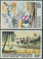 Cocos Islands 1979 SG48 Christmas set MNH