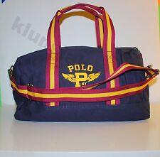 Polo Ralph Lauren GYM DUFFEL sport bag new