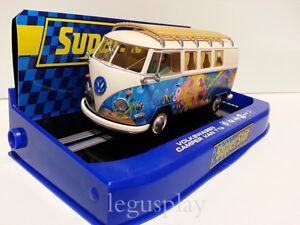Scx Scalextric Slot Superslot H3761 Volkswagen Camper Van Type 1B Hippie Camper