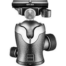 Gitzo GH3382QD Series 3 Center Ball Head with QR Plate D Profile Mfr # GH3382QD