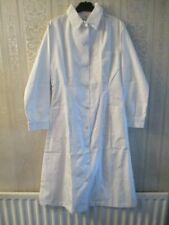 Vintage Beauty Hairdressing SPA Nail Salon Therapist Massage Tunic Uniform 10-12