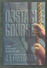 The Obstacle Course, J F Freedman, 1st prt, 1st edt. Viking hardcover