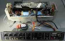 Original Solton Leslie Twin Jet 2x100W Verstärker/Endstufe,Netzteil,Hallspirale