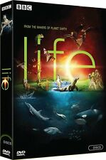 """Discovery Channel's - """"BBC's Earth: LIFE DVD EDITION NARRATED BY OPRAH WINFREY"""""""