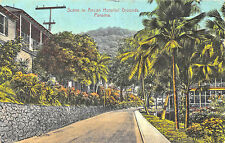 Ancon Panama Hospital Posted in 1917 Postcard
