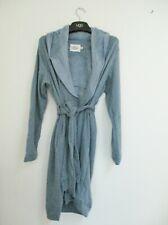 UGG BLANCHE Cozy Shawl Collar Robe GEYSER HEATHER Grey Size:MEDIUM NWOT $98 MSRP