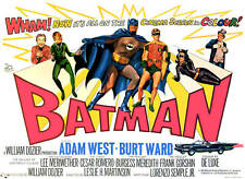 SUPERB BATMAN ORIGINAL SERIES  POSTER