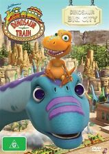 Jim Henson's Dinosaur Train - Dinosaur Big City (DVD, 2013)