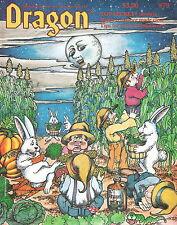 TSR AD&D Dungeons & Dragon Magazine #79 Top Secret!