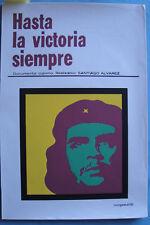 Che Guevara Rostgaard Poster Hasta la Victoria Siempre CUBAN MIS PRINT ERROR