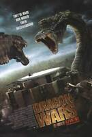 Dragon Wars (Zweiseitig Regulär) (2007) Original Filmposter