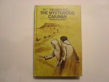 Hardy Boys #54, The Mysterious Caravan, Early Picture Cover