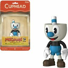 Funko Cuphead Mugman Highly Collectable High Quality Action Figure NEW