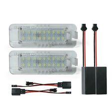Nummerbeleuchtung LED Kennzeichenbeleuchtung für Golf 4 5 6 7 Passat Leon Polo 9