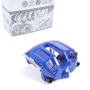 Original VW Golf IV 4 R32 Bremssattel 334x32 Vorne Rechts Vorderachse Blau *NEU*