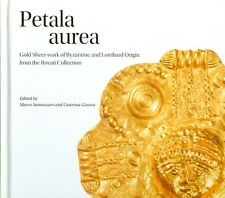 """500AD Medieval Byzantine Lombard Italy """"Barbarian"""" Gold Sheet Jewelry Ornaments"""