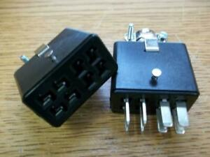 8 Pin Connector Set DC  AC Power Quick Disconnect, Rotor Lightning Protection
