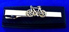Bicycle Tie Bar Bike Tie Clip Gift Idea Tie Clasp
